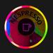 Så här kan knappen se ut när du måste återställa din Nespressomaskin