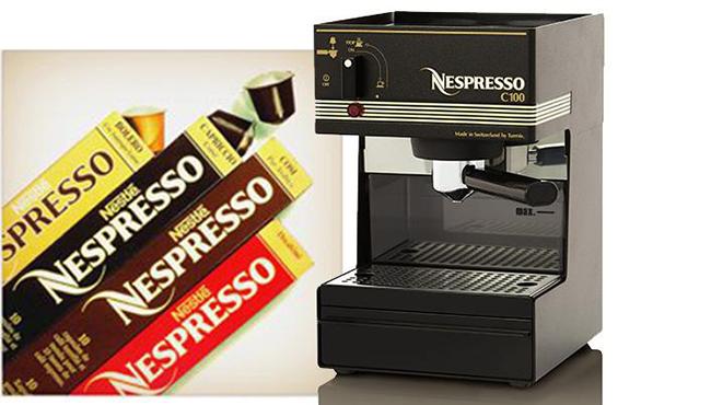 Nespressomaskin - Turmix C100