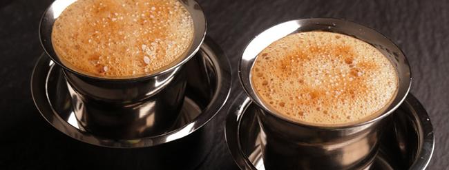 Indiskt filterkaffe