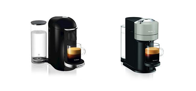 Nespresso Vertuo & Vertuo Next Kaffemaskiner