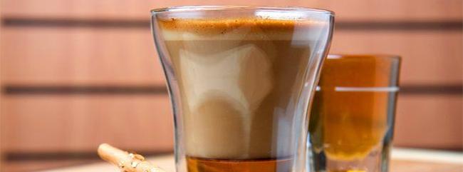 En kopp cafe miel