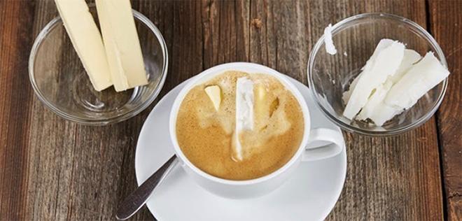 Bulletproof kaffe med smör