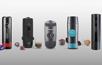 Bäst i test – Bärbara kapselmaskiner för Nespresso & Dolce Gusto